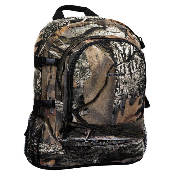 Deluxe Camo Hunting Backpack