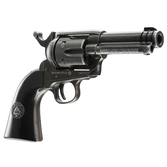 Ace-In-The-Hole Pellet Revolver