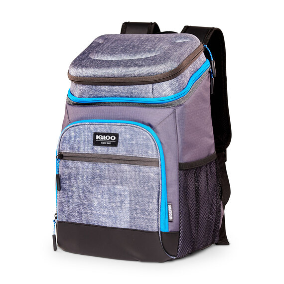MaxCold 20-Can Cooler Backpack  - view 1