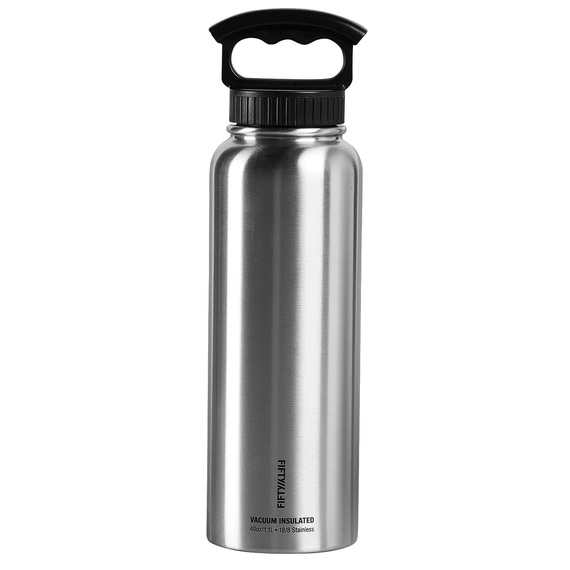 40-oz. Stainless Steel Double-Wall Vacuum-Insulated Bottle