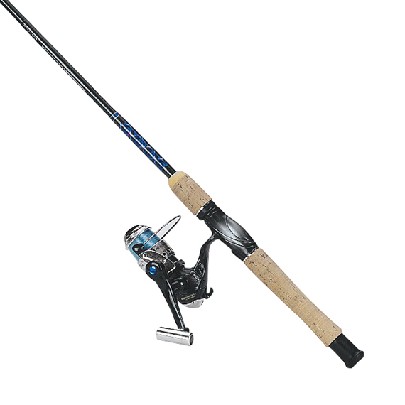 Hunter Freshwater 2-Piece Spin Combo