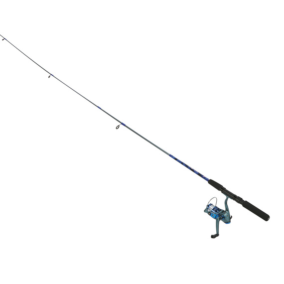 Worm Gear Freshwater Spin Combo