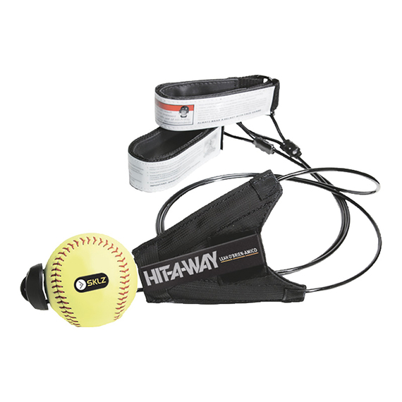 Hit-A-Way Softball Trainer  - view 1