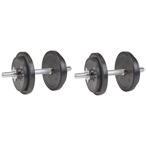 40-lb. ECO Dumbbell Set