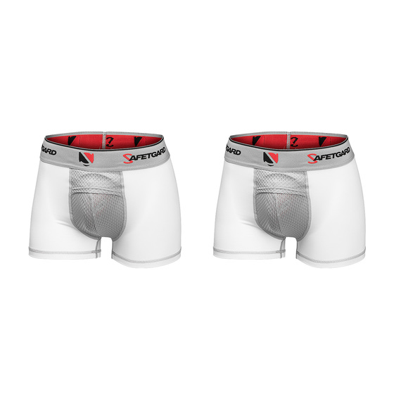 Youth's Elite Performance Brief with Cage Cup - 2-Pack