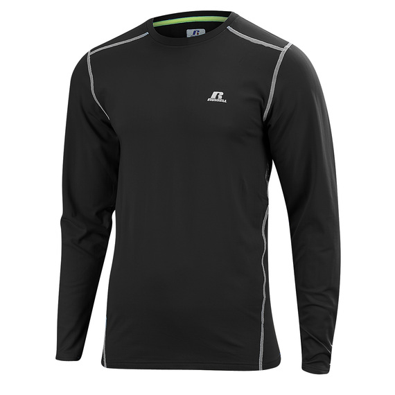 Men's Long-Sleeve Arctic Fitted Crew