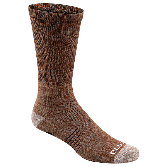 Diabetic Non-Binding Bamboo Hiking Crew Socks