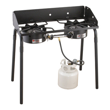 Camp Chef Explorer Two-Burner Propane Stove