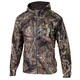 Men's Wasatch Fleece Camo Full-Zip Hooded Jacket0