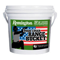 Remington 9mm Range Bucket