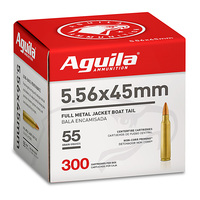 Aguila 5.56 Bulk Ammo Pack - 300 Rounds