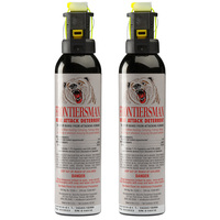 Security Equipment Corporation Frontiersman Bear Spray - 2-Pack