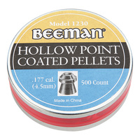 Beeman Sportsman Hollow-Point Pellets - 500 Count