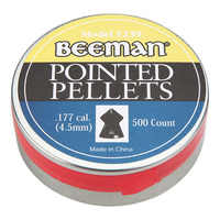 Beeman Sportsman Pointed Pellets - 500 Count