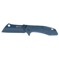 M-Tech USA Cleaver Spring-Assisted Knife