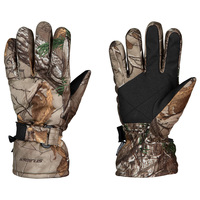 seirus Men's Mountain Challenger Realtree Xtra Gloves