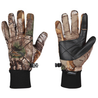 seirus Mens's Sound Realtree Xtra Touch Screen Compatible Gloves