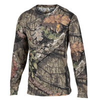 Browning Men's Wasatch Camo Long-Sleeve Shirt