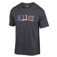 5.11 Tactical Men's Legacy USA Flag Fill Tee