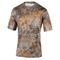 Nomad Men's Camo Short-Sleeve Cooling Tee