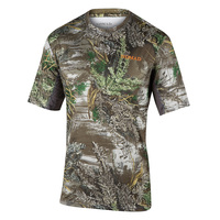 Nomad Men's Realtree Camo Short-Sleeve Cooling Tee