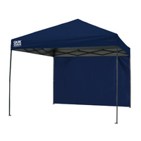 QuikShade Expedition 10'x10' Straight-Leg Instant Canopy with Full Wall