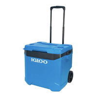 Igloo Latitude 60 Qt. Rolling Cooler