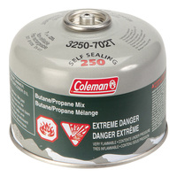 Coleman Butane Fuel Canister - 250g