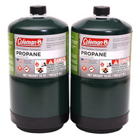 Coleman 16-oz. Propane Camping Gas - 2-Pack