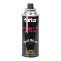 Max Burton Butane Fuel Cartridge