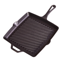 Camp Chef Square Cast Iron Skillet