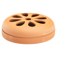 Atwater Carey Citronella Scented Mosquito Coils with Ceramic Housing
