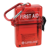Lifeline Weather-Resistant First Aid Kit