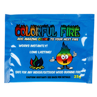 Colorful Fire Premium Fire Colorant - 3 pack