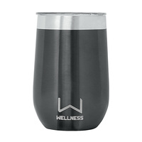Wellness 14-oz. Stainless-Steel Beverage Tumbler