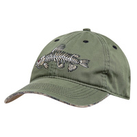 Outdoor Cap Catfish Bones Adjustable Hat