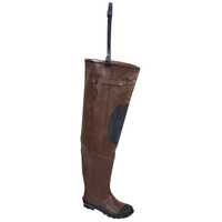Pro Line Men's Rubber Hip-Boot Waders