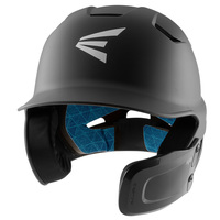Easton Z5 2.0 Junior Matte Batting Helmet with Universal Jaw Guard