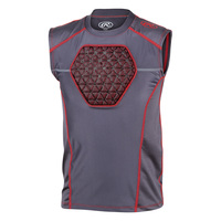 Rawlings D-Flexion Youth Heart Shield Shirt