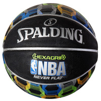 Spalding NBA Neverflat Hexagrip SGT Basketball