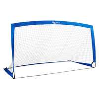Go Time Gear Equator Easy Set-Up Soccer Goal
