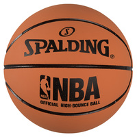 Spalding NBA Basketball Design High-Bounce Ball