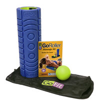 GoFit Go Roller Massage Therapy Kit