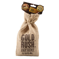 Gold Rush 1/2 lb. Bag Pay Dirt