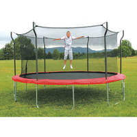 Propel 15' Trampoline Combo with Anchor Kit