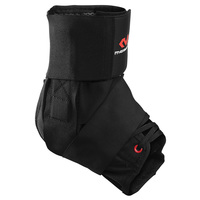 McDAVID 195 Ultralight Laced Ankle Brace with Straps