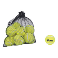 Penn Tennis Bag-O-Balls - 12-Pressureless Tennis Balls