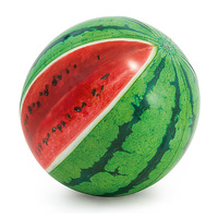 Intex Watermelon Inflatable Beach Ball