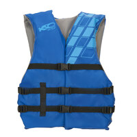 X2O Adult's Universal 3-Buckle Water Ski Vest