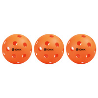 Onix Fuse Indoor Pickleballs - 3-Pack
